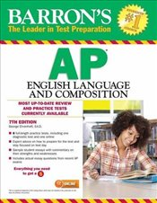Barrons AP English Language and Composition 7e - Ehrenhaft, George