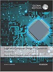 Logic and Computer Design Fundamentals 5e - Mano, M. Morris