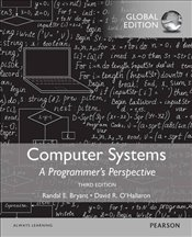 Computer Systems 3e PGE : A Programmers Perspective - BRYANT, RANDAL E.