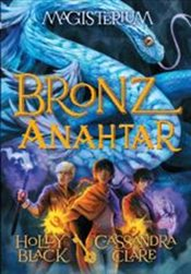 Bronz Anahtar : Magisterium 3  - Black, Holly