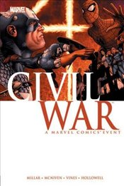 Civil War - Millar, Mark