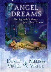 Angel Dreams : Healing and Guidance from Your Dreams - Virtue, Melissa
