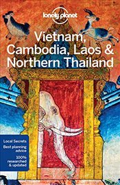 Vietnam Cambodia Laos and Northern Thailand -LP- 5e -