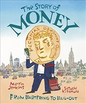Story of Money - Jenkins, Martin