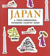Japan: A Three-Dimensional Expanding Country Guide (City Skylines) - Smith, Anne