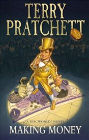 Making Money : Discworld Novel 36 - Pratchett, Terry