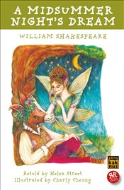 A Midsummer Nights Dream - Shakespeare, William