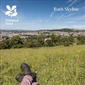 Bath Skyline: National Trust Guidebook - Berry, Mary