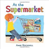At the Supermarket - Rockwell, Anne
