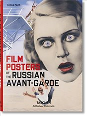 Film Posters of the Russian Avant-Garde   - Pack, Susan