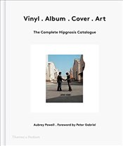 Vinyl Album Cover . Art : The Complete Hipgnosis Catalogue - Powell, Aubrey