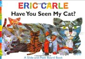 Have You Seen My Cat? : A Slide-and-Peek Board Book - Carle, Eric