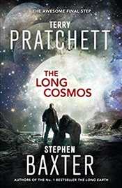 Long Cosmos - Pratchett, Terry