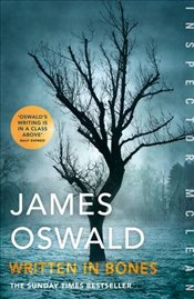 Written in Bones: Inspector McLean 7 - Oswald, James