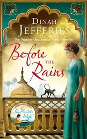 Before the Rains - Jefferies, Dinah