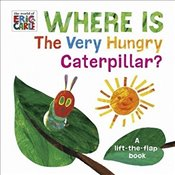 Where is the Very Hungry Caterpillar? - Carle, Eric