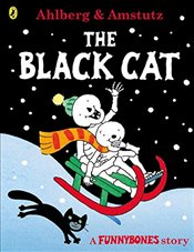 Funnybones: The Black Cat - Ahlberg, Allan