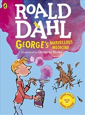 Georges Marvellous Medicine (Colour book and CD) - Dahl, Roald