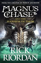 Magnus Chase and the Hammer of Thor (Book 2) - Riordan, Rick
