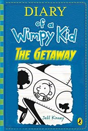Diary of a Wimpy Kid 12 : Gateway - Kinney, Jeff