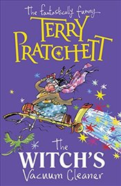 Witchs Vacuum Cleaner: And Other Stories - Pratchett, Terry
