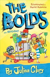Bolds on Holiday - Clary, Julian