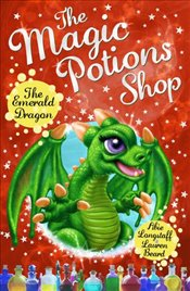 Magic Potions Shop: The Emerald Dragon - Longstaff, Abie