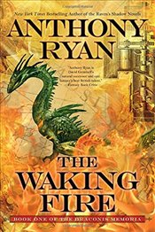Waking Fire (Draconis Memoria) - Ryan, Anthony