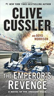 Emperors Revenge (Oregon Files) - Cussler, Clive