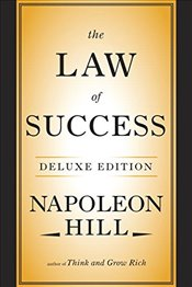 Law of Success Deluxe Edition - Hill, Napoleon