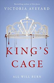 Kings Cage : Red Queen 3 - Aveyard, Victoria