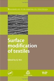 Surface Modification of Textiles (Woodhead Publishing Series in Textiles) -