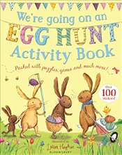 Were Going on an Egg Hunt Activity Book -