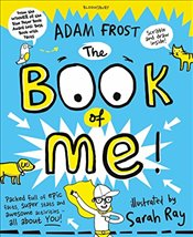 Book of Me - Frost, Adam