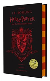 Harry Potter and the Philosophers Stone - Gryffindor Edition - Rowling, J. K.