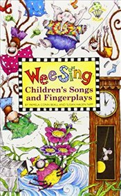 Wee Sing Childrens Songs and Fingerplays (Wee Sing (Paperback)) - Beall, Pamela Conn