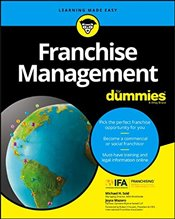 Franchise Management For Dummies  - Seid, Michael H.