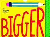 Bigger : A Foldout Measuring Activity Book - Marton, Eleonora