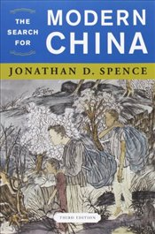 Search for Modern China - Spence, Jonathan D