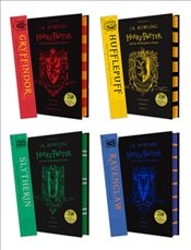 Harry Potter and the Philosophers Stone – Gryffindor, Hufflepuff, Ravenclaw and Slytherin Editions  - Rowling, J. K.