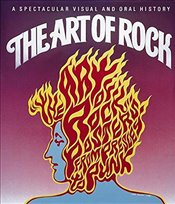 Art of Rock : Posters from Presley to Punk   -