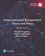 International Economics 11é : Theory and Policy   - Krugman, Paul R.