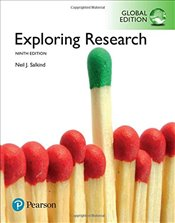 Exploring Research 9e - Salkind, Neil J.