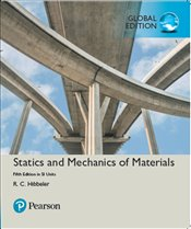 Statics and Mechanics of Materials 5é SI Units   - Hibbeler, Russell C.