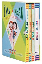 Ivy and Bean Boxed Set - Barrows, Annie