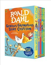 Roald Dahls Glorious Galumptious Story Collection - Dahl, Roald