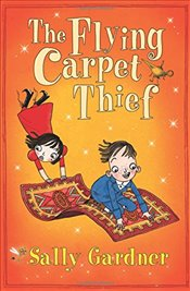 Fairy Detective Agency : The Flying Carpet Thief - Gardner, Sally