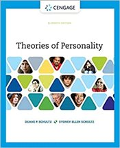 Theories of Personality 11E - Schultz, Duane