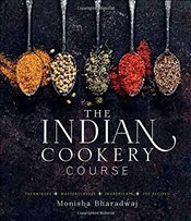 Indian Cookery Course - Bharadwaj, Monisha