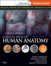 Mcminn and Abrahams Clinical Atlas of Human Anatomy - Abrahams, Peter H.